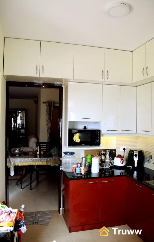Confident Leo Sarjapur Residential Interior Project Photos Truww